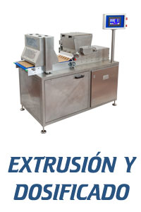 Extrusion y Dosificado